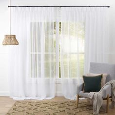 Filigree Sienna Pinch Pleat Curtain White 270 - 340 x 270 cm Pinch Pleat Curtains, Tab Top Curtains, Types Of Curtains, Boho Curtains, Pleated Curtains, How To Make Curtains, Lined Curtains, White Curtains, Sheer Blinds