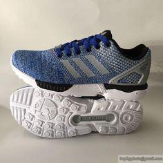 Latest Mens Grey Black Adidas Marathon Tr 13 Flyknit Running Shoes
