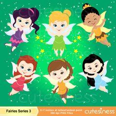 Fairy Digital Clipart Fairy Clipart tinkerbell clipart