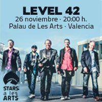 Concierto de Level 42 en Valencia