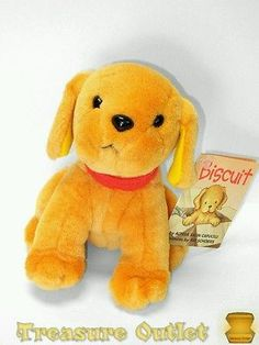 Harper Festival Alyssa Capucilli Biscuit Stuffed Plush Puppy Dog 7in