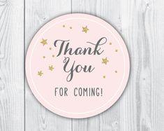 Twinkle little star favor tags / twinkle twinkle little star gift tags / twinkle star Decoration / twinkle star printable / instant download