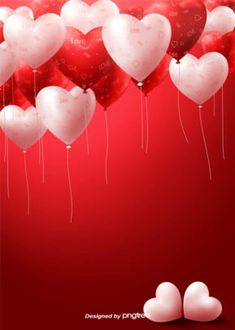 fine love background pictures for valentines day Valentines Day Border, Images For Valentines Day, Happy Valentines Day Card, Valentines Day Background, Birthday Background, Wedding Background, Red Background Images, Balloon Background, Love Backgrounds