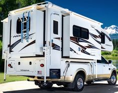 In the Spotlight: The Host Mammoth 11.6 Triple-Slide Truck Camper