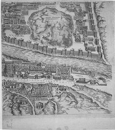 "Pirro Ligorio's ""Antiquae Urbis Romae Imago"" (Image of the Ancient. Ancient Ruins, Ancient Rome, Rome Map, Greek History, Italy Tours, Roman, Vintage World Maps, City, Prints"