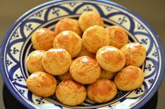 Moroccan Ghoribas with Honey - little Moroccan cookies are flavored with honey and lemon zest.  quick and easy to prepare