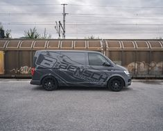 Vw Transporter Van, Vw T5, Volkswagen, Custom Vans, Car Wrap, Vw Beetles, Cars And Motorcycles, Wrapping, Layouts