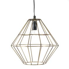 1000 images about mdm luminaires on pinterest metals pendant lamps and - Maison du monde lampes ...