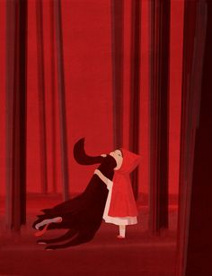 Red Riding Hood 2.0 on Behance