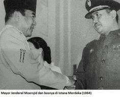 Jendral yang luput G30S : Moersjid.
