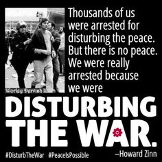 .#DisturbTheWar #PeaceIsPossible #PeaceInTheMiddleEast