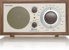 Radio de salon AM/FM avec Bluetooth.