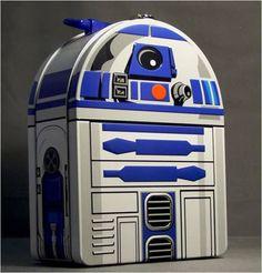 R2D2 Lunch Box