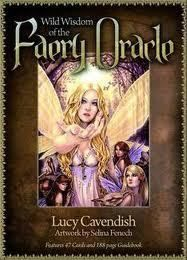 Wild Wisdom Faery Oracle Cards Lucy Cavendish Wicca Tarot Faries Magic Psychic