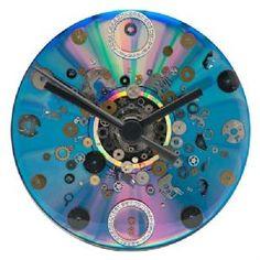 Make a unique Resin Clock