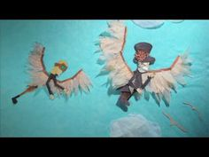 Daedalus Icarus- Nicley made stop motion story of Icarus. FIAR The Glorious Flight 4 Kids, Art For Kids, Kid Art, Daedalus And Icarus, The Minotaur, Arts Ed, Stop Motion, Greek Mythology, Romans