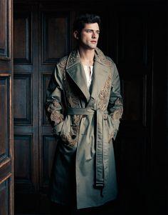 Sean O'Pry by Matt Holyoak for Harper's Bazaar Man Taiwan
