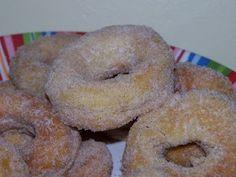 Brigham Young's Buttermilk Doughnuts Recipe