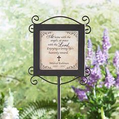 Garden Remembrance Stake