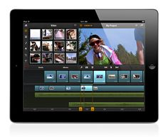 Big-screen moviemaking comes to the touchscreen with Avid® Studio for iPad