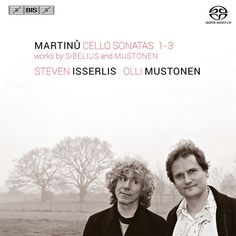 2015 Grammy Nominee: Best Chamber Music / Small Ensemble Performance. Martinů: Cello Sonatas Nos. 1-3. [Stream it from Naxos Music Library.]