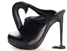 Kitchen Appliance Stilettos_Alejandro Ingelmo Spring 2012 Collection is a Stunning Debut