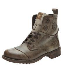 botas de moda para hombre militares