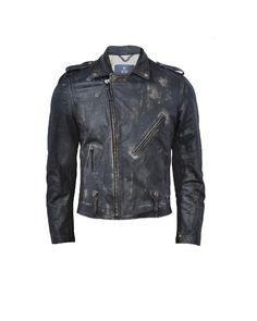 Bolongaro Trevor Ace Leather Jacket