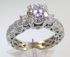 Vintage Wedding Rings for Special Bride vintage wedding rings 1920 – Di Candia Fashion