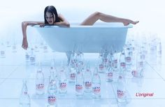 Evian by Guy Seese