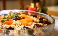 Go Organic with Goji Berries Healthy Recipe - Healthy Food Raw Diets Fall Recipes, My Recipes, Sweet Recipes, Healthy Recipes, Brazillian Food, Good Food, Yummy Food, Portuguese Recipes, Custard