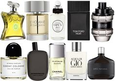 The Best Colognes