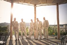 Tan suits groomsmen Seaside Wedding InspirationNautical Mystic Seaport Wedding - Sassy Mouth - Jennifer and Mike - CT