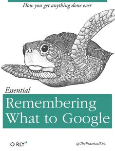 Remembering What to Google