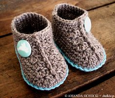 Baby boots....love!