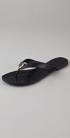 Tory Burch Thora Thong Sandals - StyleSays