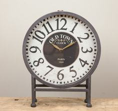 Relógio Old Town Paris | A Loja do Gato Preto | #alojadogatopreto | #shoponline