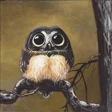 cute owl drawing - Google Search