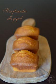 Mini plumcakes allo yogurt... come quelli del Mulino Bianco... ma molto più buoni!!! #plumcake #miniplumcake #yogurt #mulinobianco