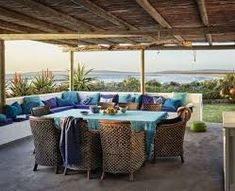 22 lovely spots in Paternoster for a summer break - Getaway Magazine Wedding Venues Beach, Outdoor Furniture Sets, Outdoor Decor, Outdoor Entertaining, Beach House, Cottage, Exterior, Architecture, Entertainment Area