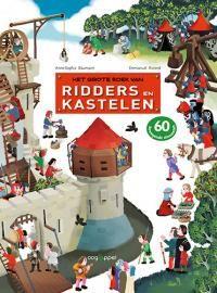 Het grote boek van ridders en kastelen