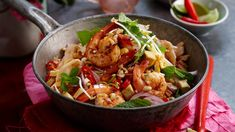 Tamarind pad Thai recipe - 9Kitchen