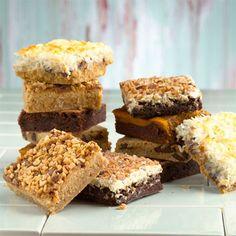 Baker's Choice Bars Assortment -- Magnolia Bakery Online Store
