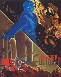 Outubro (1927) | Blog Almas Corsárias.