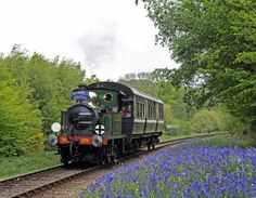 Bluebell Railway, East Sussex