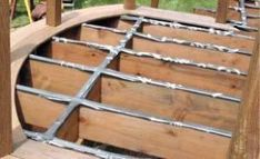 How to protect deck and framing from rot #deckframing