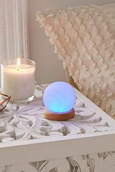 Breathe Meditation Lamp now available at Urban Outfitters. Be more relaxed get your now.