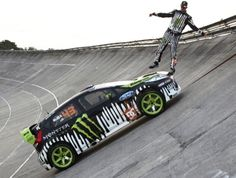 Block and Roll: Introducing Ken Block and Gymkhana