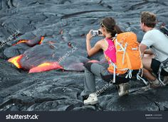 Lava-loving tourists flock to active Nicaragua volcano | Geology IN