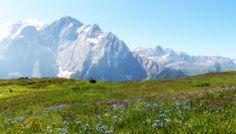 Pohjois-Italia, Dolomiitit